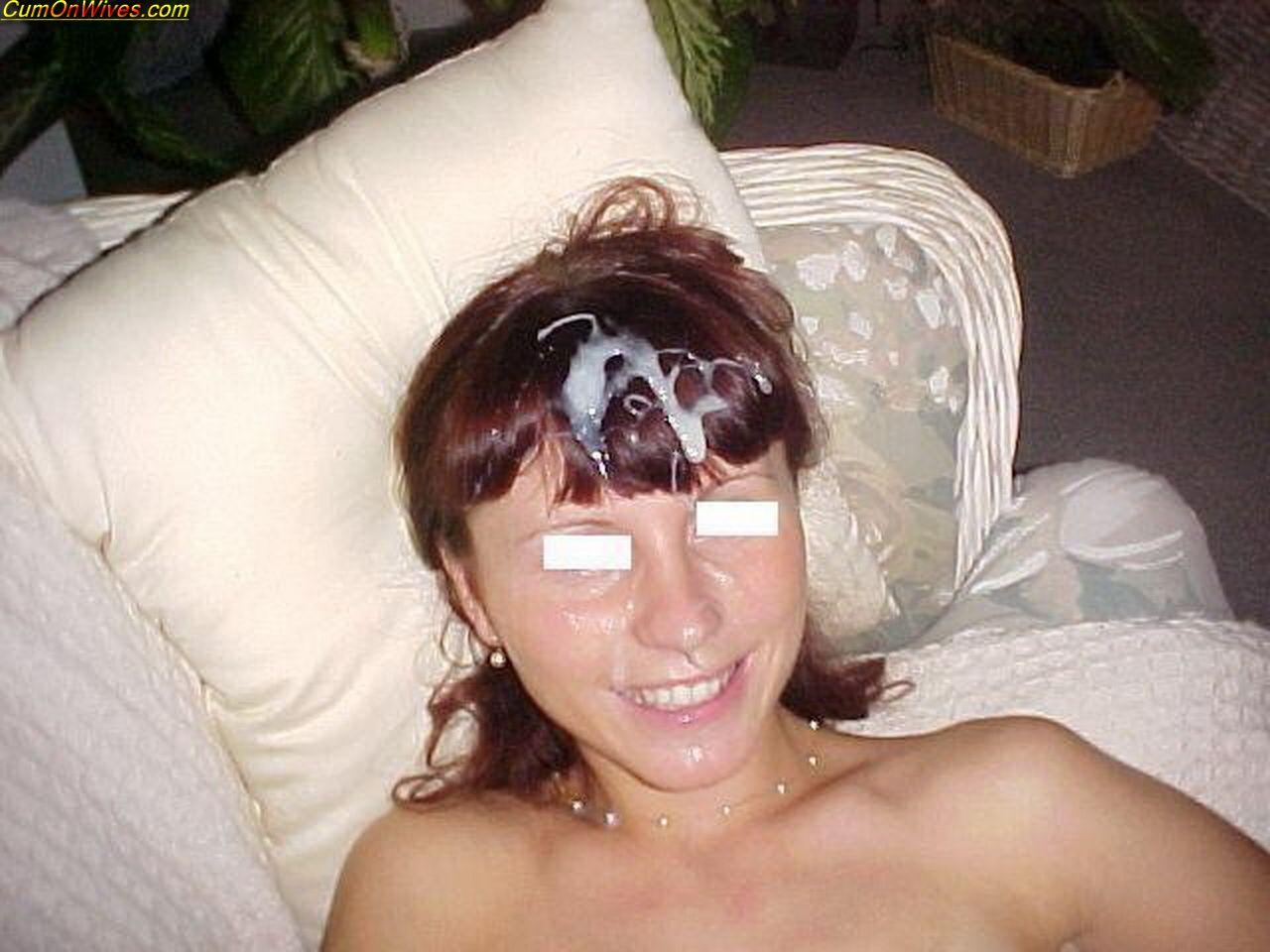 Сперма на волосы фото, Сперма на лице порно фото, девушкам кончают на лицо 13 фотография