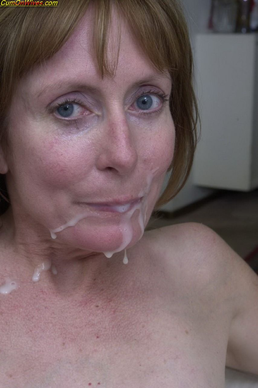 Cum on clothes mature Mature Moms TV