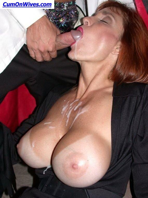 порно фото зрелые сиськи в сперме
